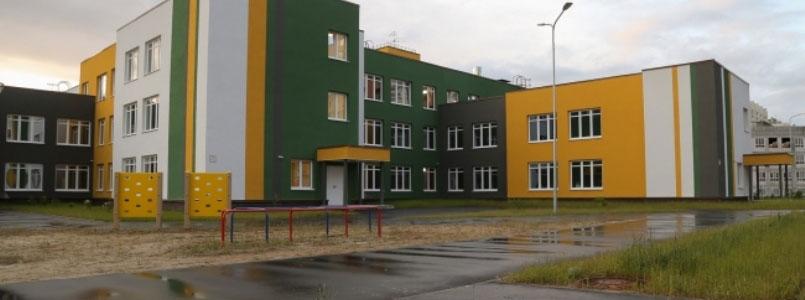 Открытие детского сада в ЖК «Цветы»